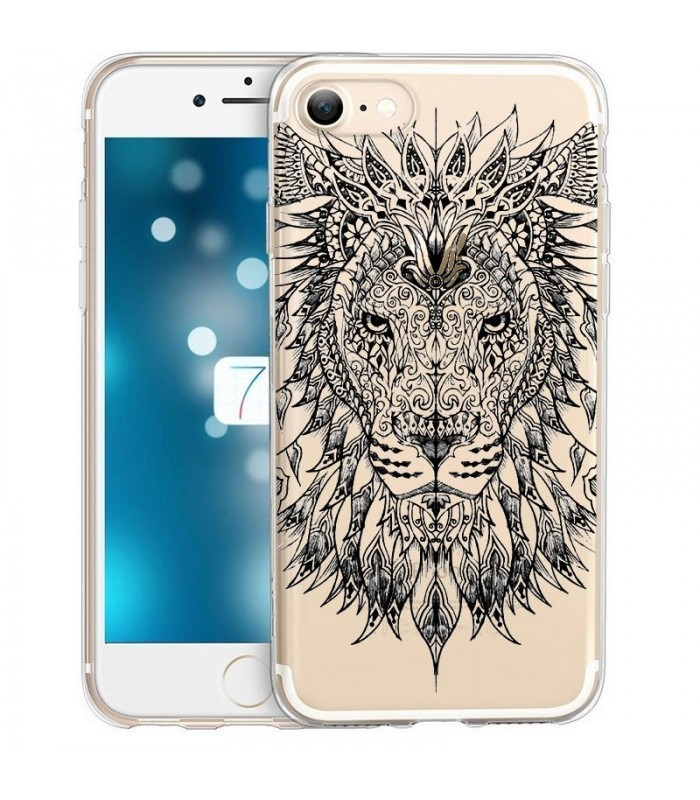 coque lion iphone 7