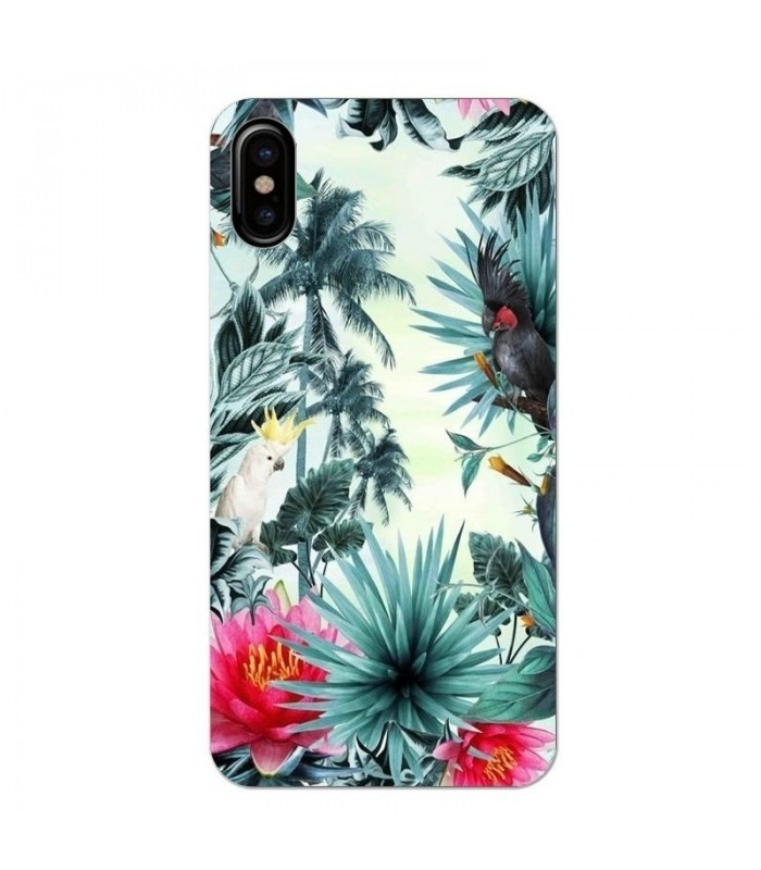 coque palmier iphone x