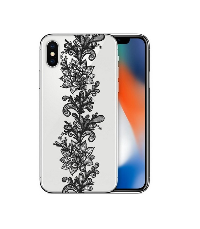 coque dentelle iphone xs