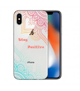 coque plume iphone xr
