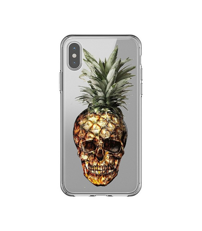 iphone xr coque ananas