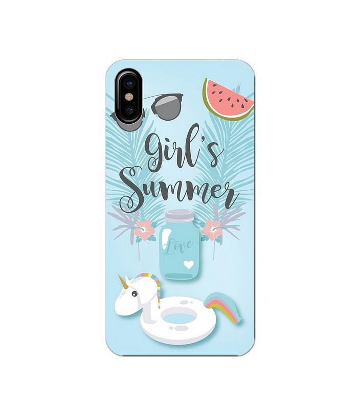 coque iphone xr girl