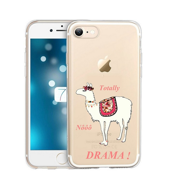 coque iphone 7 lama