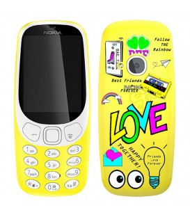 Coque Nokia 3310 BAE love tag BFF best friends