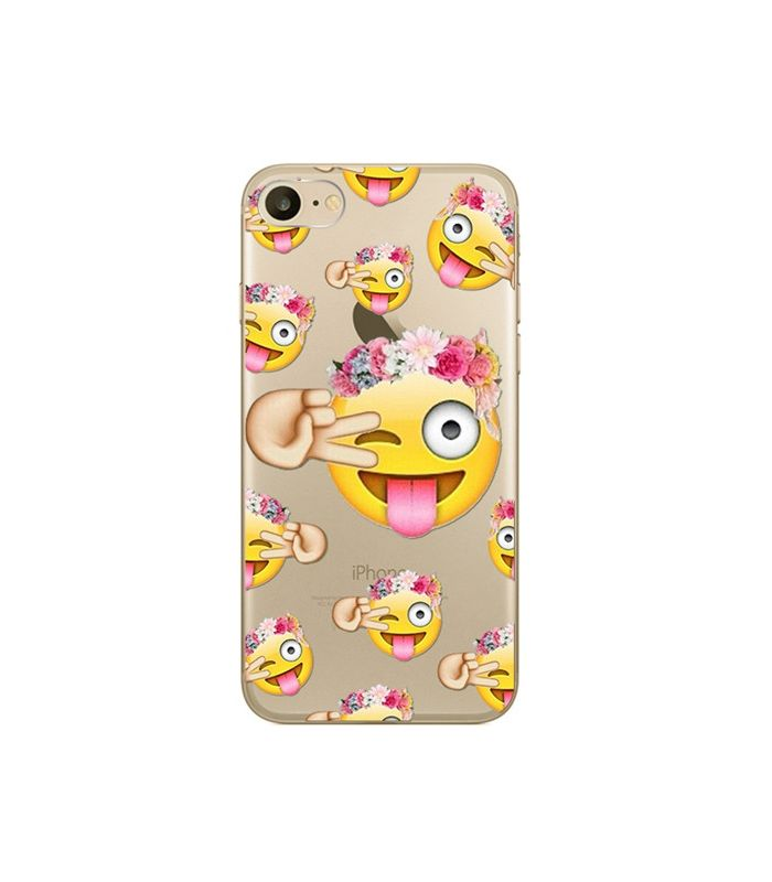 coque iphone 7 smiley