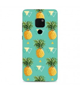 Coque Mate 20 Ananas geometrique tropical fruit Exotique