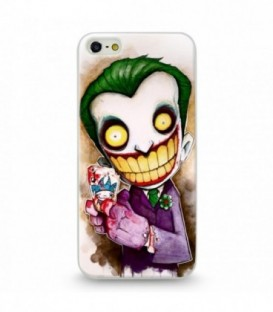 Coque Iphone 6 6S Joker 2 Smile Bd Comics Cartoon Manga