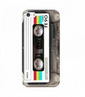 Coque iphone 6 6S Cassette tape FE90 K7 vintage retro