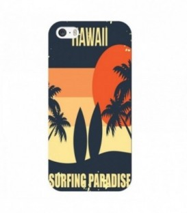 Coque iphone 6 6S Hawaii surf summer beach
