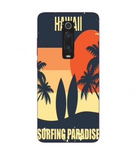 Coque MI 9T Hawaii surf summer beach