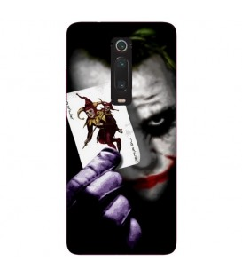 Coque MI 9T Joker Carte Comics Cartoon Heros