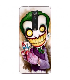 Coque MI 9T Joker Smile Comics Cartoon