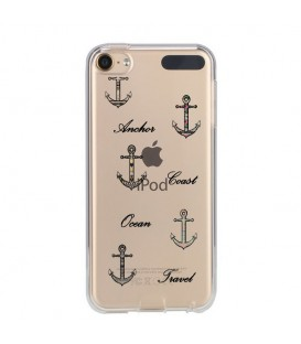 Coque Ipod touch 5 touch 6 ancre aztec multi