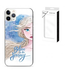 Coque Iphone 11 Elsa believe frozen reine des neiges