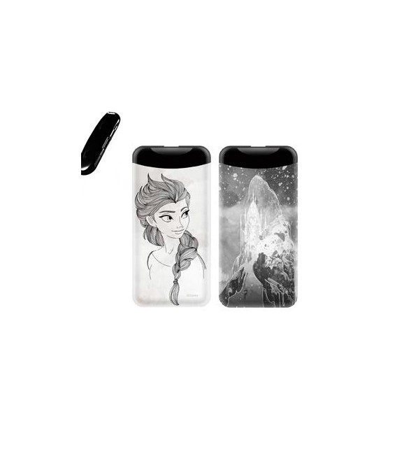 Power Bank 6000 mAh Elsa Frozen Reine des neiges
