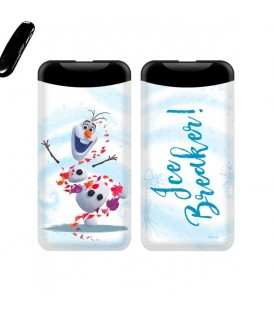 Power Bank 6000 mAh Olaf Ice breaker Reine des neiges