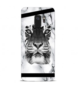 Coque Galaxy S9 PLUS tigre marbre