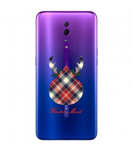 Coque RENO Z winter mood tartan