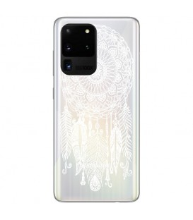 Coque Galaxy S20 ULTRA dreamcatcher blanc reves