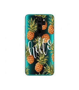 Coque Redmi 9 Ananas hello tropical Exotique