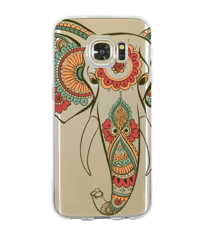 coque galaxy s7 elephant