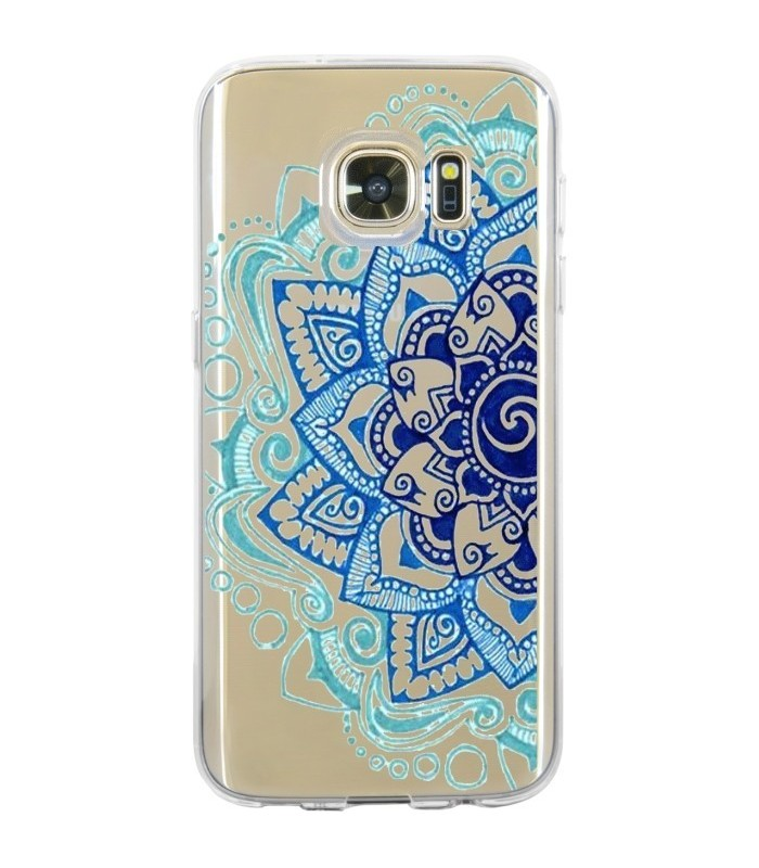 coque galaxy s7 mandala