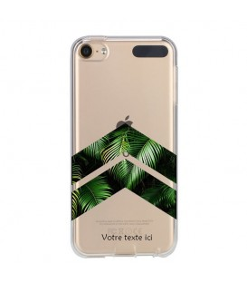 Coque Ipod Touch 5 6 chevron jungle personnalisee