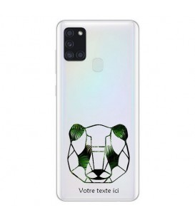 Coque OPPO A53 A53S panda jungle personnalisee