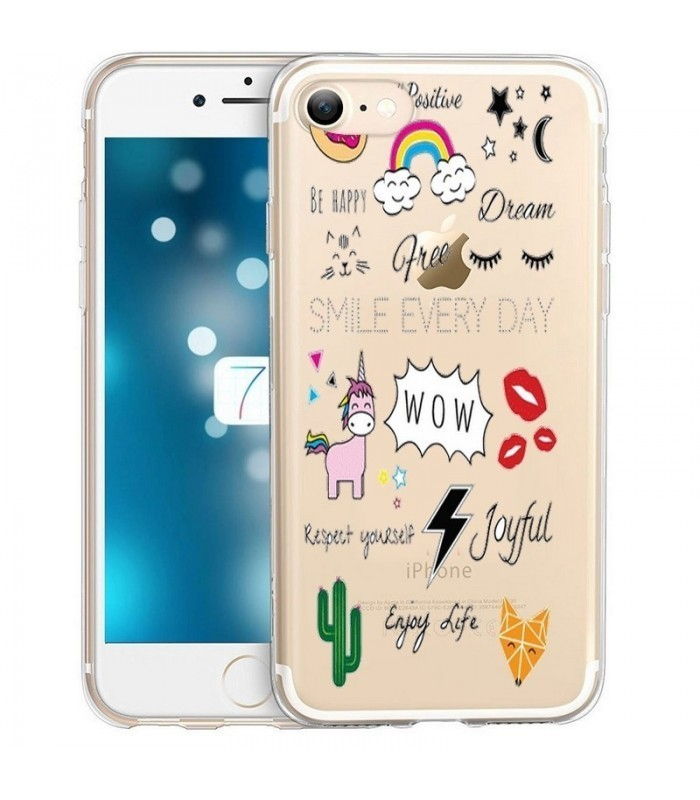 coque iphone 6 wow